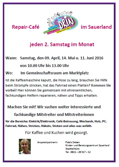 Repair-Café 042016