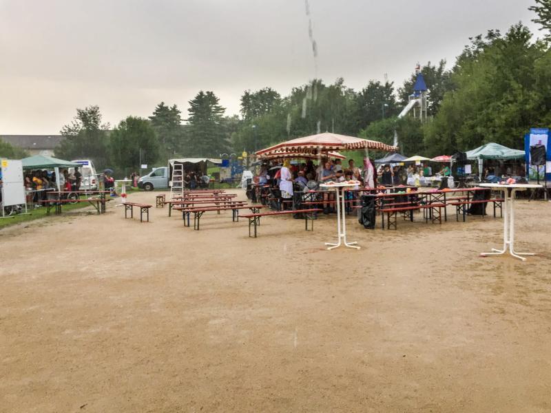 Regen Wiesbaden